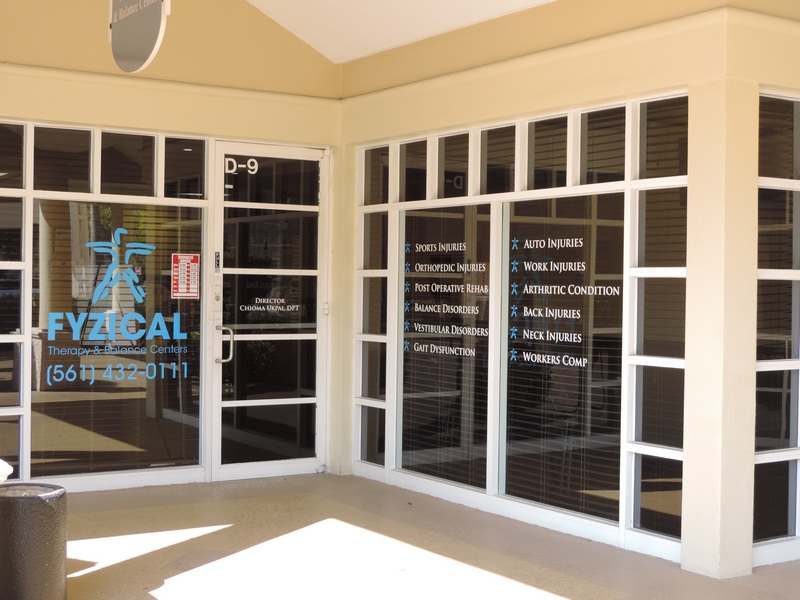 Fyzical Therapy & Balance Centers Boca Raton