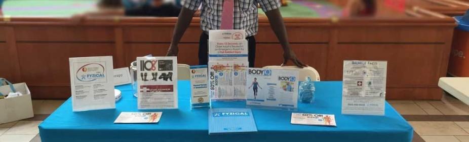 FYZICAL Palm Beach County Health Fair