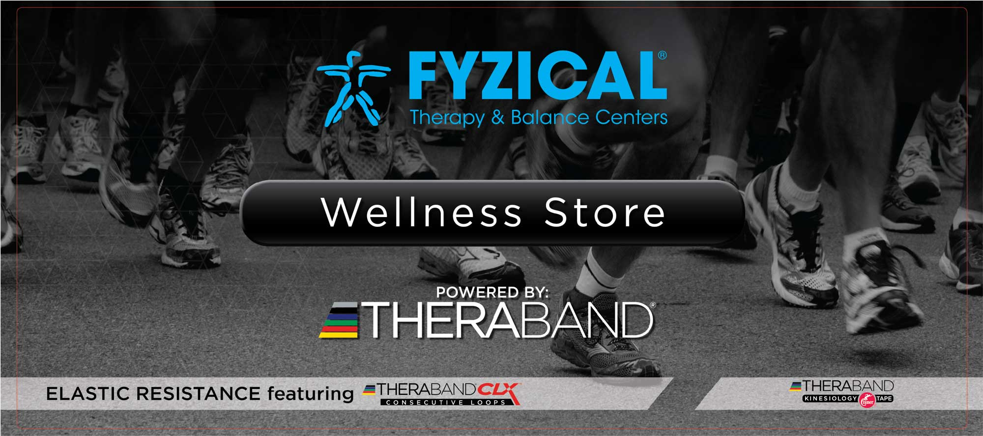 FYZICAL Wellness Store Powered by Theraband