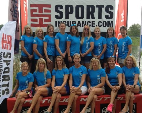 Queens Cup Water Ski Participants