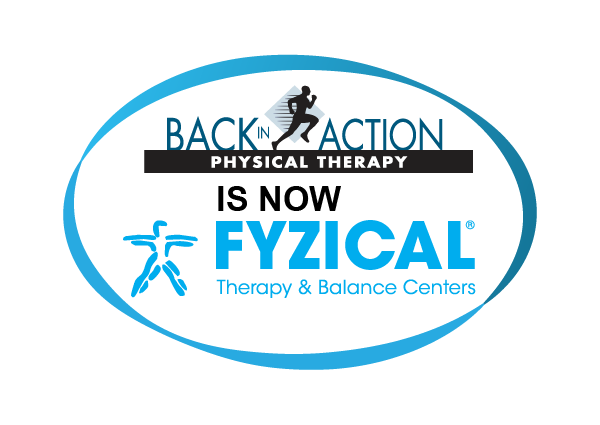 Back in Action Physical Therapy is Now FYZICAL