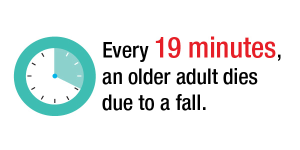 FYZICAL Older Adult Dies From Fall Every 19 Minutes